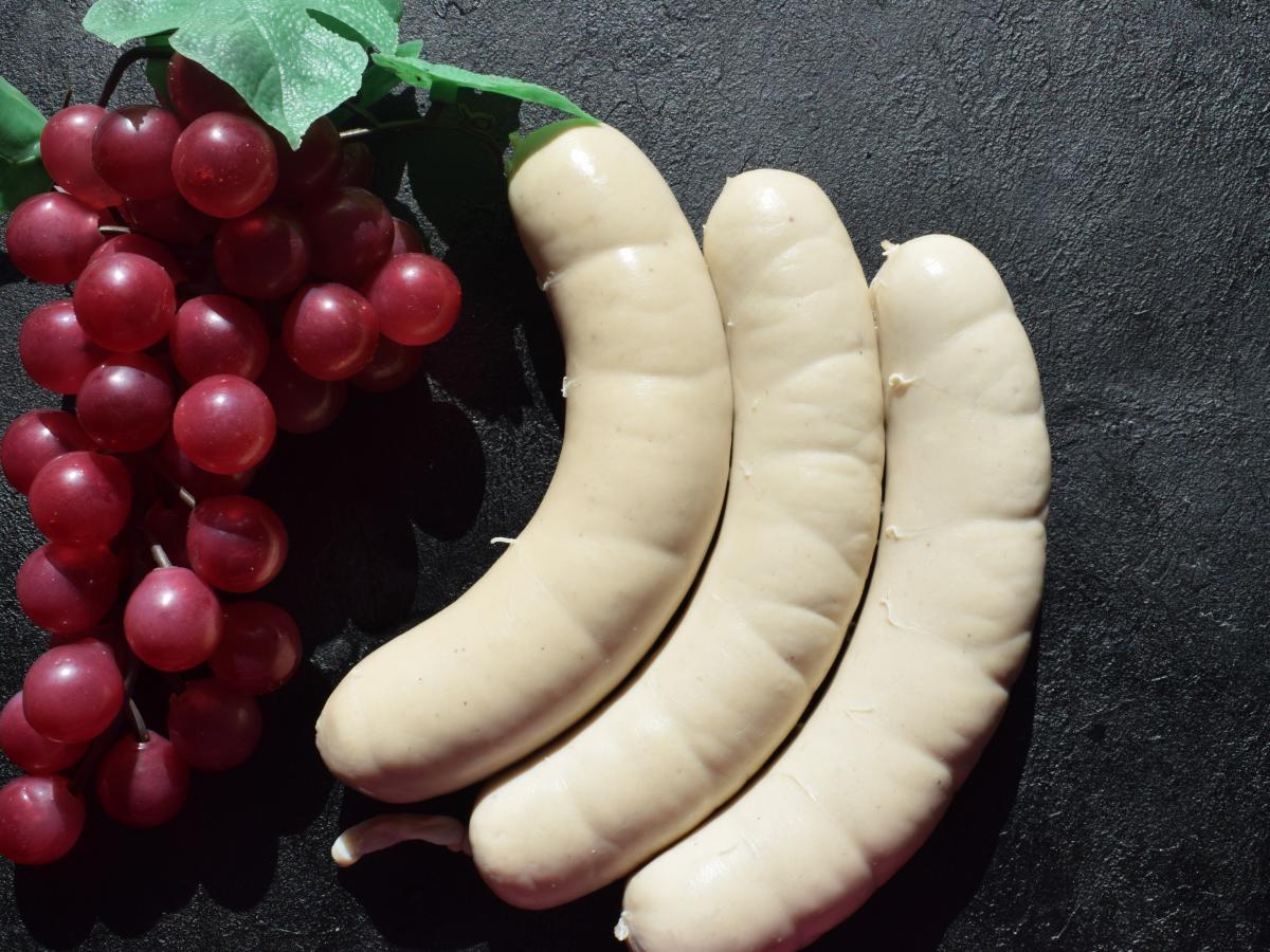 Boudin Blanc Maison aux oeufs et lait de ferme